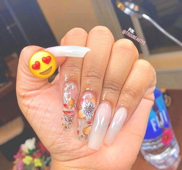 Pin by tobiah7vj5zj on Nails in 2020 | Heart nail designs