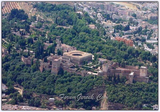 El Hamra Sarayı (Granada) | İspanya - Forum Gerçek