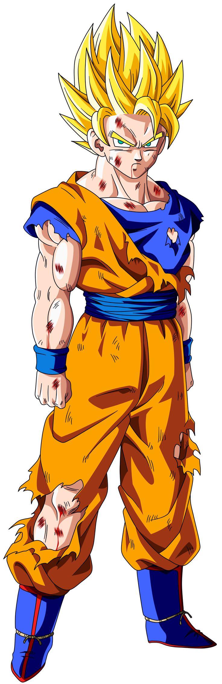 More Goku... More SSJ