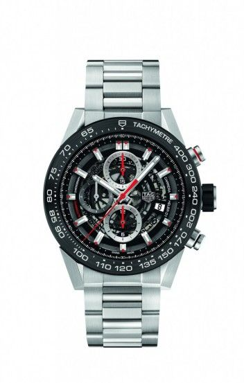Tag Heuer Carrera Heuer-01 New models.