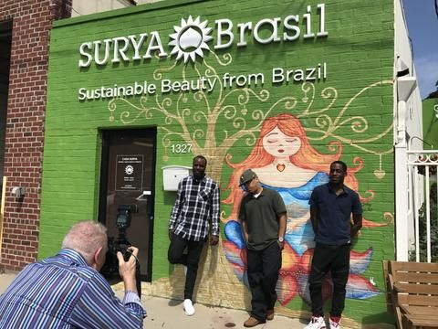 2017 is a very important year for Surya Brasil. We first came to the USA in 1997 with only our Henna Cream in just a few colors... after a lot...
