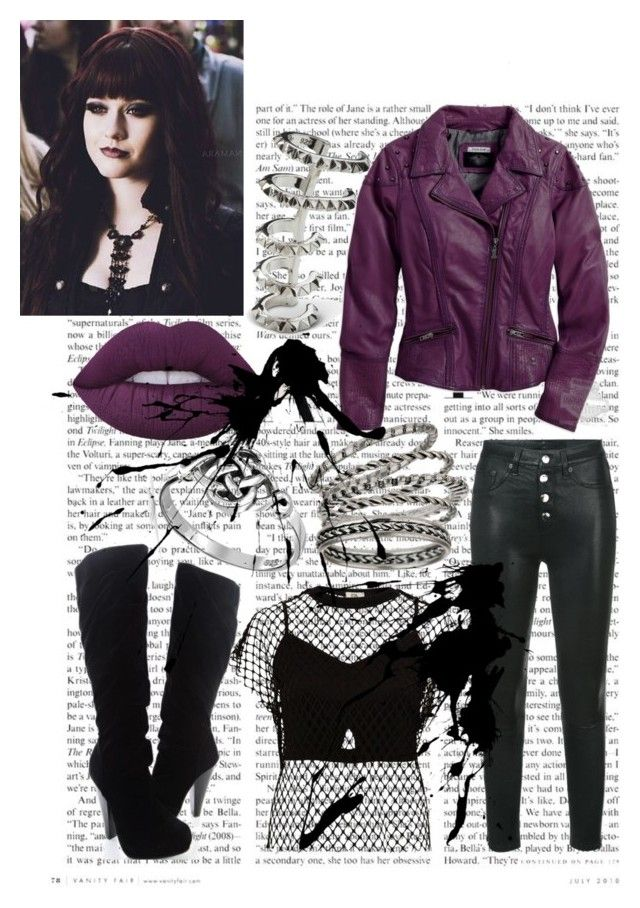 """""""...hubble, bubble, toil and trouble..."""" by jay-cee-23 ❤ liked on Polyvore featuring River Island, Kasun, rag & bone, Miss Selfridge and Bling Jewelry"""