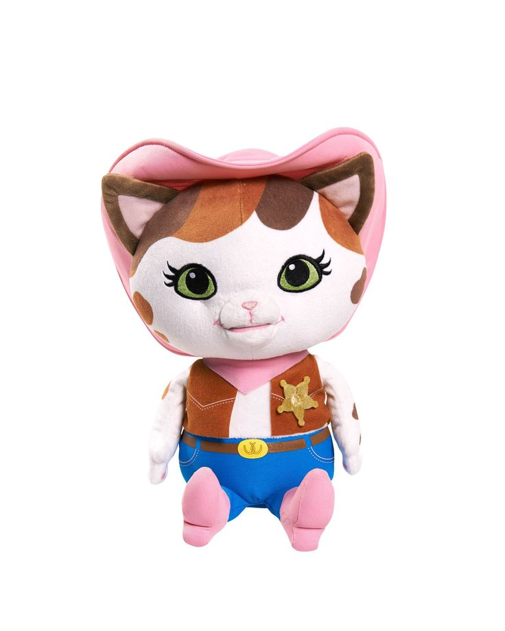 Disney Sheriff Callie's Wild West Callie-oke Sing Along Plush, Multi-Color