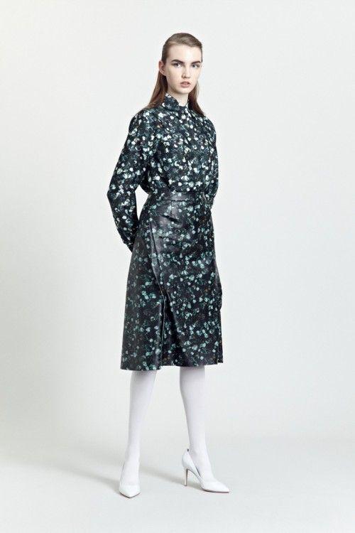Siloa & Mook AW13: Solla Shirt, Sofe Skirt.  #siloamook #fashionflashfinland #fashion #fashiondesigner #designer #aw13 #collection #Finland #Helsinki