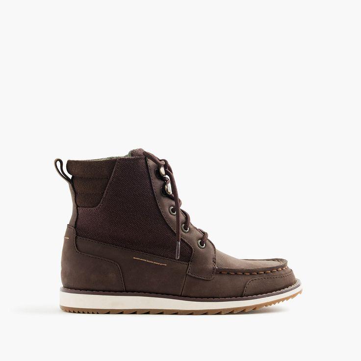 Kid' Sperry For crewcuts Dockyard Boots