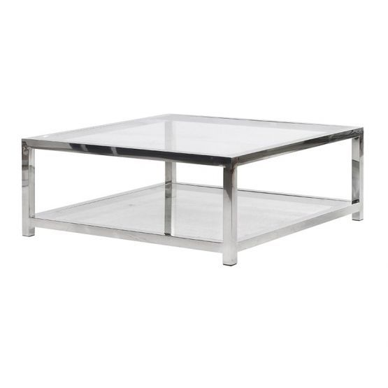 Buy the Terano Square Coffee Table with free delivery from
