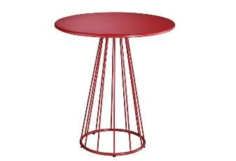 Resonate Outdoor Café Table from m.a.d. Furniture Design