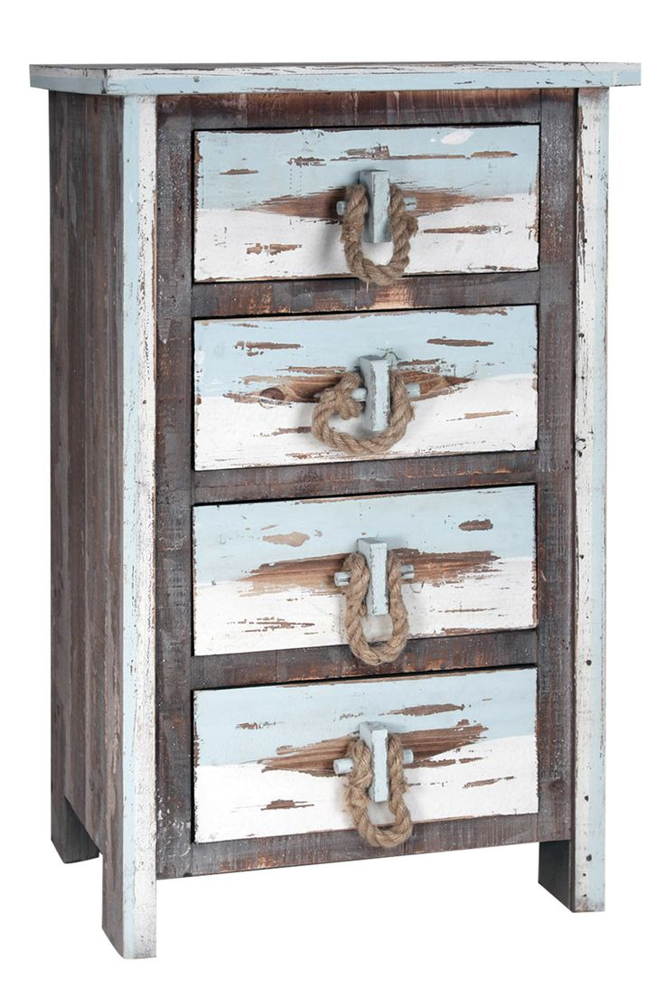 Dionysia accent chest nautical and drawers for Nautical bureau knobs