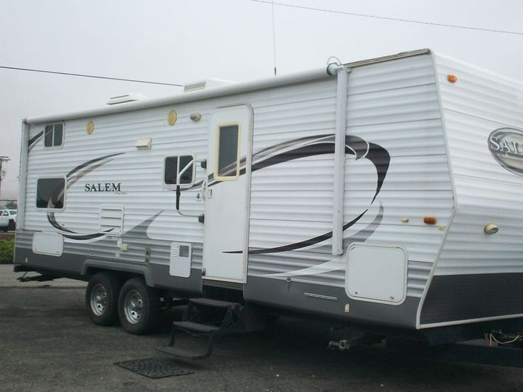 2010 Forest River Salem 27BHSS, Travel Trailers RV For Sale in Banning, California | Ray's RV Sales & Service Con11046 | RVT.com - 93800