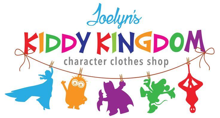 New logo for Joelyn's Kiddy Kingdom