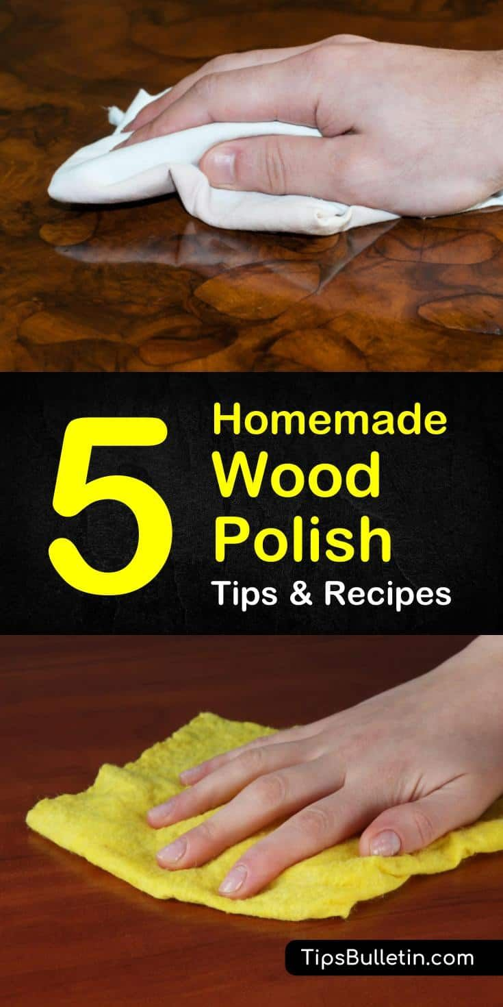 5 Amazingly Simple Tips And Recipes For Homemade Wood Polish Conditioner Diy Furniture