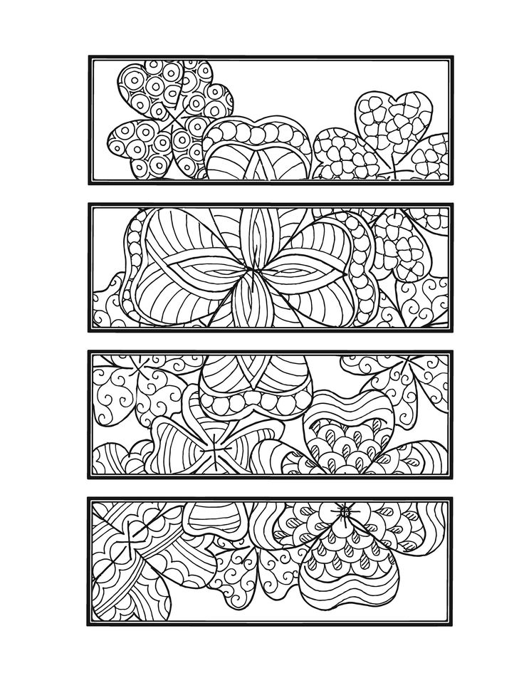 42+ Shamrock coloring pages for adults inspirations