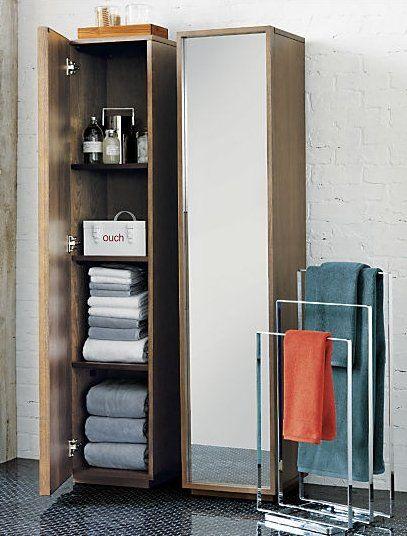 Best 25 Narrow Bathroom Cabinet Ideas On Pinterest How