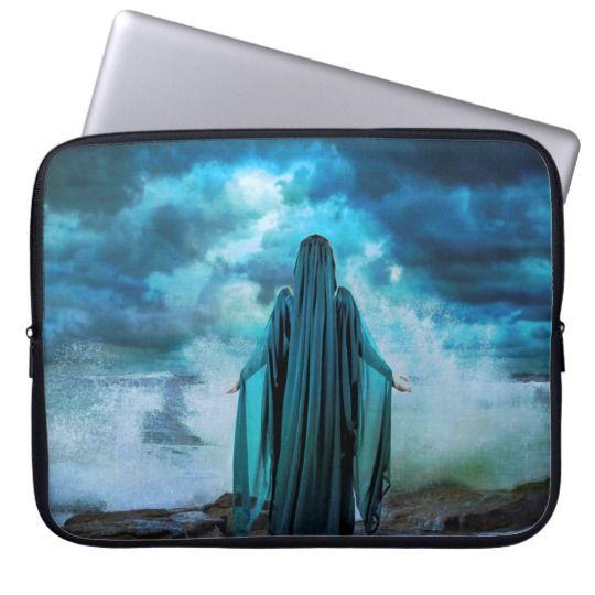 Celtic Goddess Cessair Laptop Sleeve