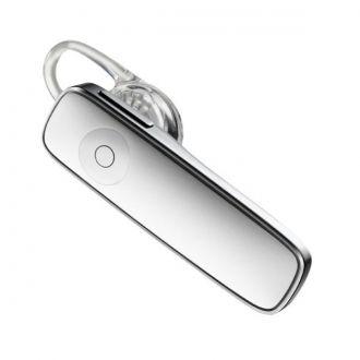 Plantronics M165 (Marque 2) to nowa energooszczędna słuchawka Bluetooth. Posiada wiele ciekawych i praktycznych technologii, takich jak: DeepSleep (uaktywnia urządzenie po okresie 90 minut bezczynności sparowanej słuchawki i zapewnienie do 180 dni gotowości baterii) czy chociażby dual-mic noise, który umożliwia głosowe zarządzanie połączeniami.