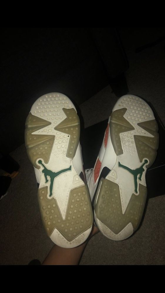 san francisco c5623 3a939 air jordan retro 6 gatorade #fashion #clothing #shoes ...