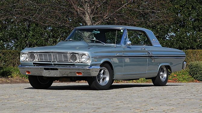 1964 Ford Fairlane presented as lot G103.1 at Kissimmee, FL 2016 - image1