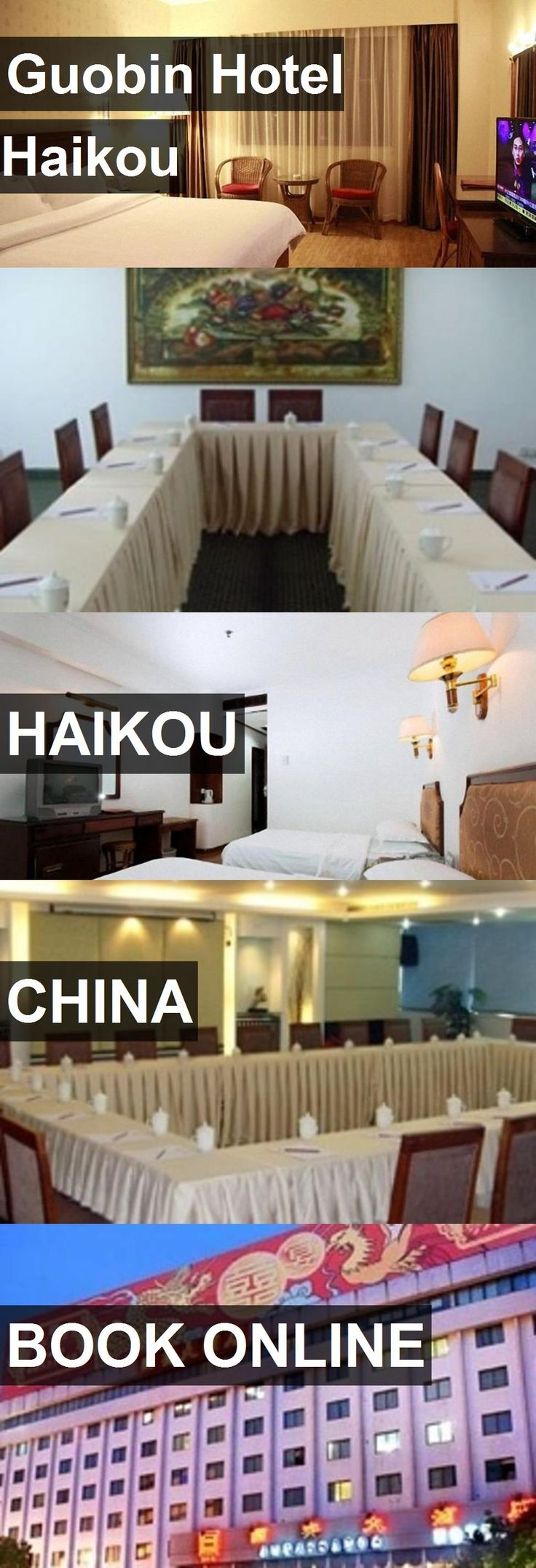 Hotel Guobin Hotel Haikou in Haikou, China. For more information, photos, reviews and best prices please follow the link. #China #Haikou #GuobinHotelHaikou #hotel #travel #vacation