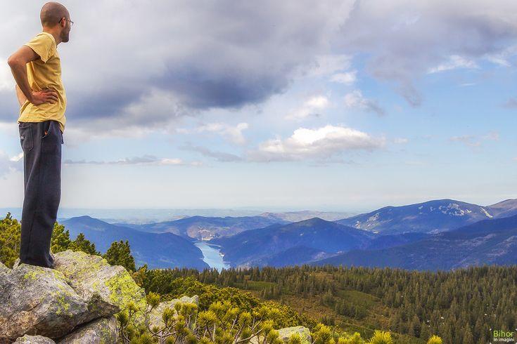 Vârful Buteasa rezervaţia naturală la 1792 m | Bihor in imagini