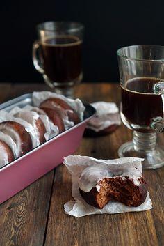 Шоколадные пончики, которые вскружат голову любому