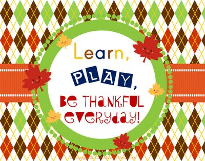 1000+ images about Thanksgiving / Fall Teaching Materials on Pinterest ...