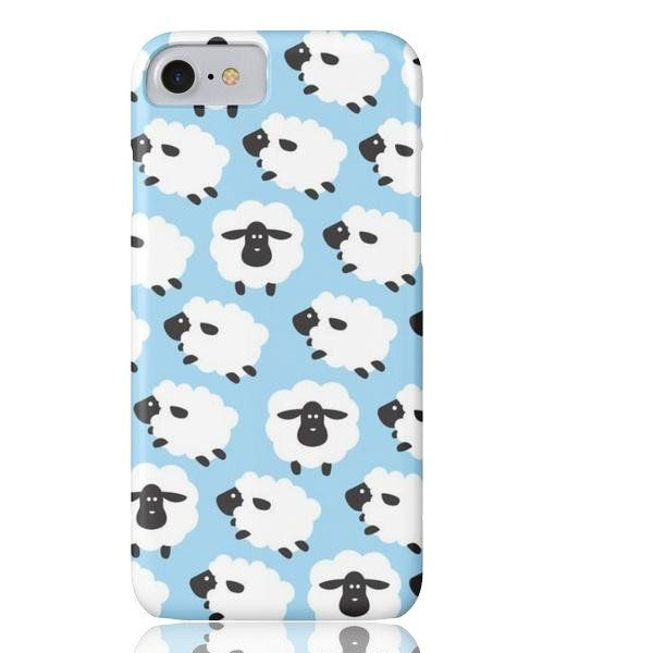 Counting Sheep Phone Case - iPhone 7
