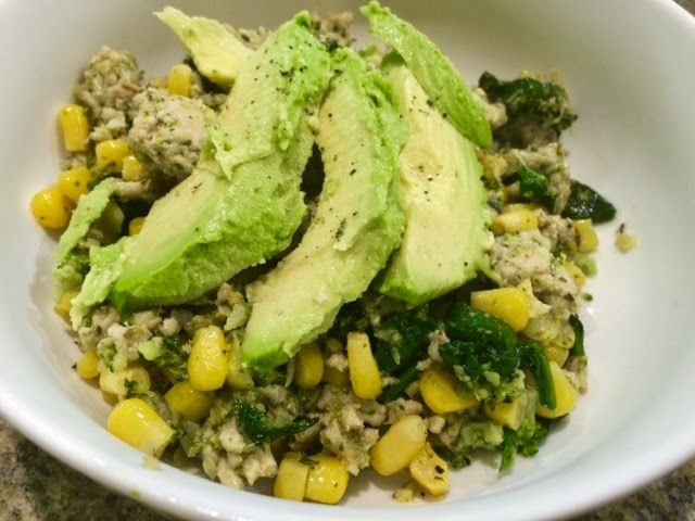 Kris' Kitchen: The Culinary Journey of Koko B.: Broccoli rice with chicken mince