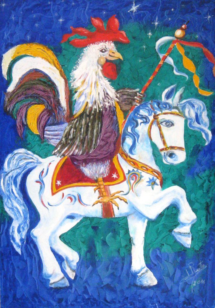 Il Gallo a Cavallo