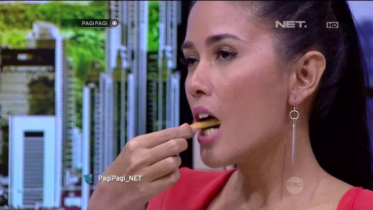 Makanan & Minuman Fantastis Menggunakan Kentang Bersama Titi Rajo Bintang