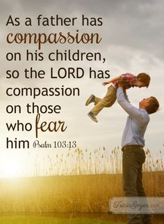 Heavenly Father, I am so grateful to be YOUR child. Thank you for adopting me into your family and overwhelming me with your ceaseless love. You are the perfect dad, despite my rebellious, childish ways. Help me be a better child and honor your great name!