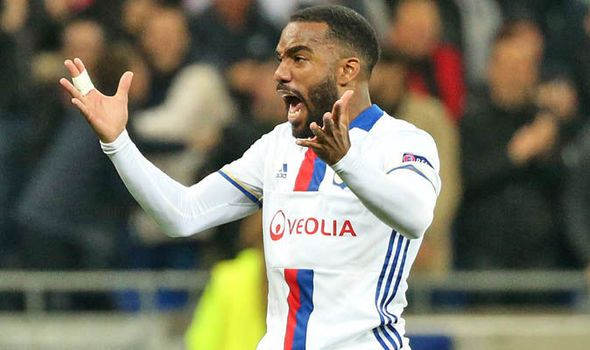 Arsenal transfer target Alexandre Lacazette talks up move to join Antoine Griezmann   via Arsenal FC - Latest news gossip and videos http://ift.tt/2pLm4US  Arsenal FC - Latest news gossip and videos IFTTT