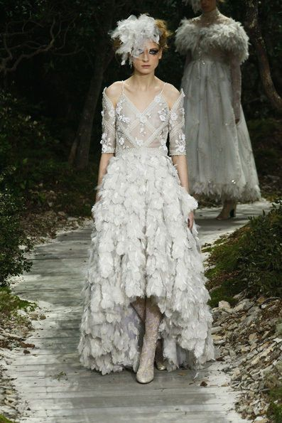Chanel Spring/Summer 2013 Haute-Couture show
