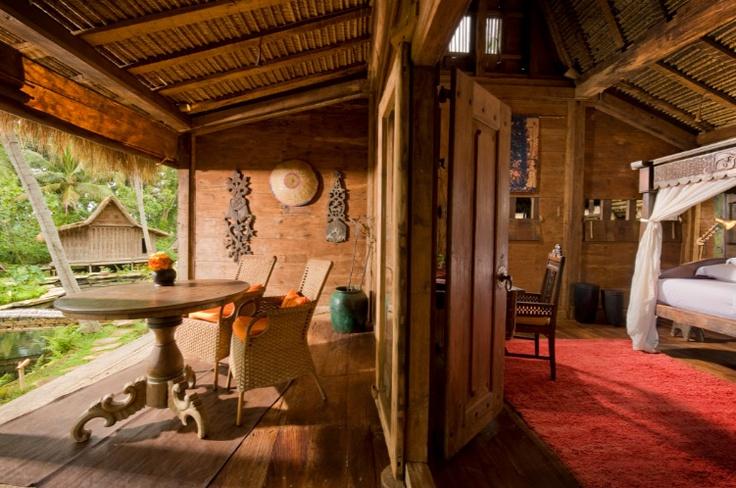 Padi House - Bambu Indah Resort, Ubud, Bali