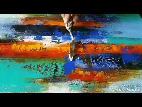 Best 25+ Abstract painting techniques ideas on Pinterest | Diy ...