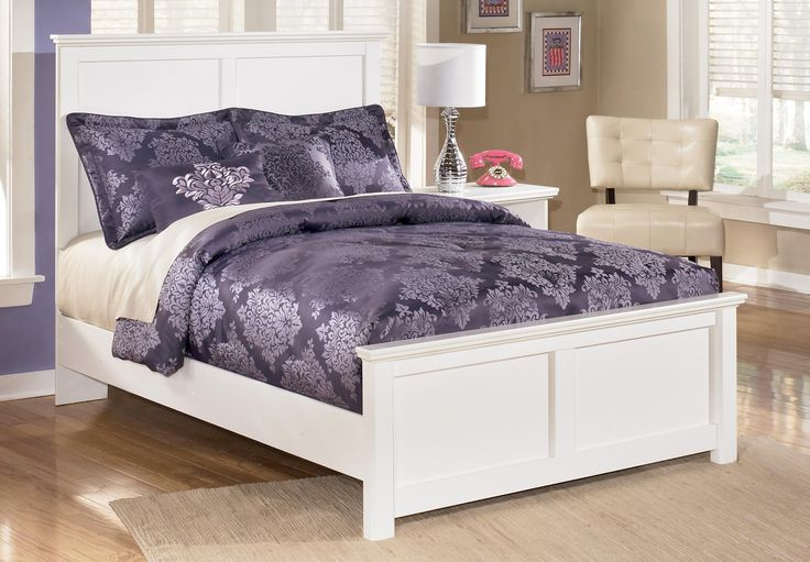 Best Bostwick Shoals Queen Panel Bed By Signature Design By 400 x 300
