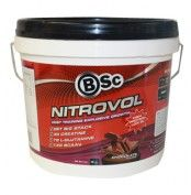 Body Science Nitrovol 4kg Advanced muscle growth and recovery formula An advanced muscle growth and recovery protein / carbohydrate / creatine / glutamine plus+ formula to maximise muscle anabolism. For more info visit: http://www.gymandfitness.com.au/body-science-nitrovol-4kg.html
