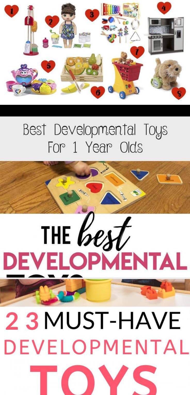 Best Developmental Toys For 1 Year Olds In 2020  Toys For -7222