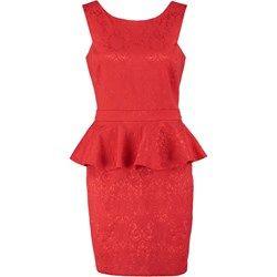 mint&berry Sukienka etui fire red