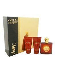 Set cadou Opium 2009 (EDT 50ml + BL 50ml + SG 50ml) pentru femei • Yves Saint Laurent