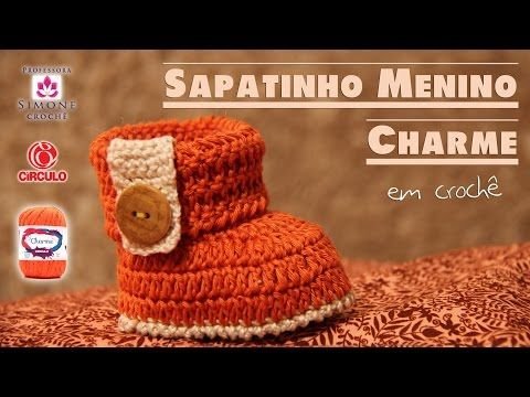 Sapatinho Menino Charme - Professora Simone - YouTube