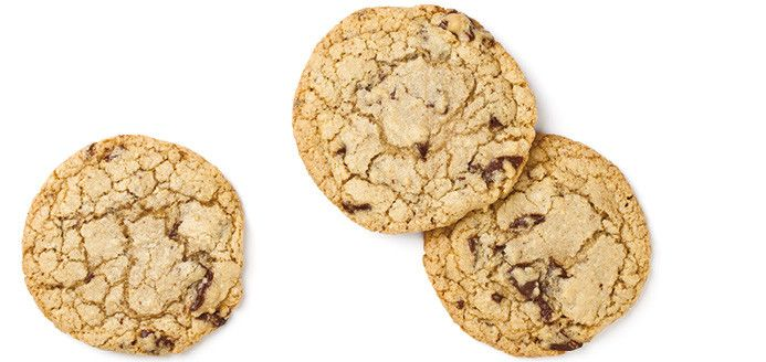cookies moelleux aux quaker oats