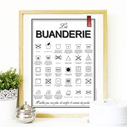 les 25 meilleures id es de la cat gorie symbole lavage linge sur pinterest symbole linge. Black Bedroom Furniture Sets. Home Design Ideas