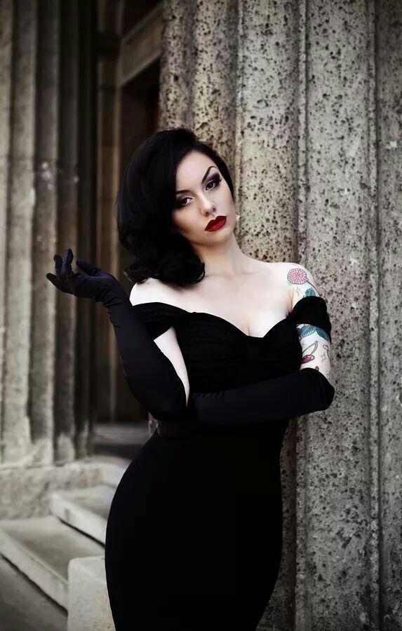 Gothic photography