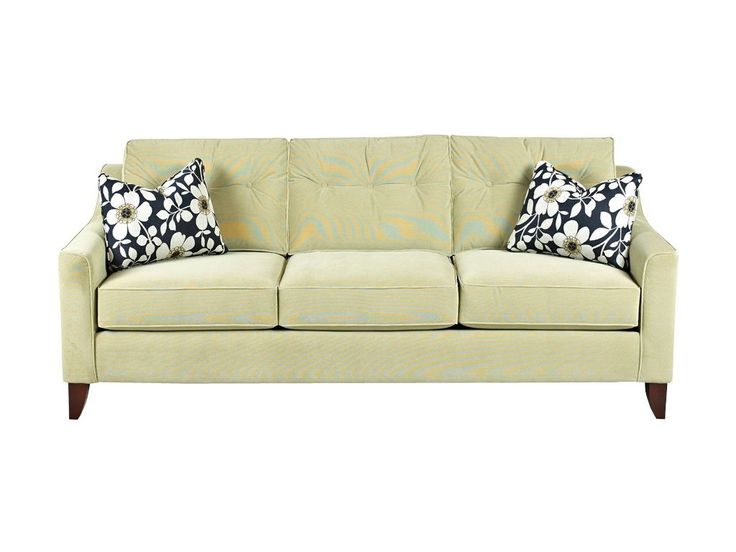 Captivating Klaussner Living Room Audrina Sofa K31600 S   Klaussner Home Furnishings    Asheboro, North Carolina