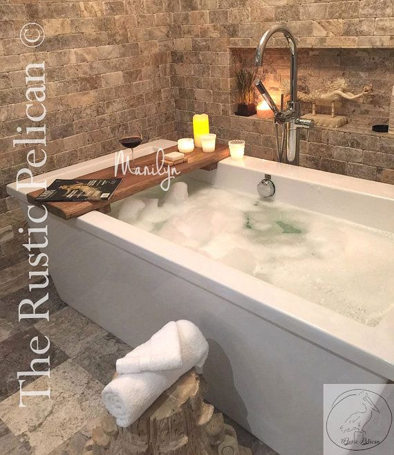 Stone Bathtub, City Style Bathroom Design Ideas