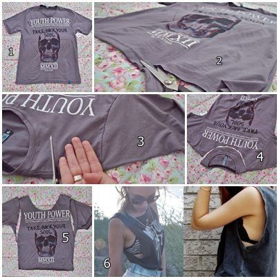 diy ♡ clothes