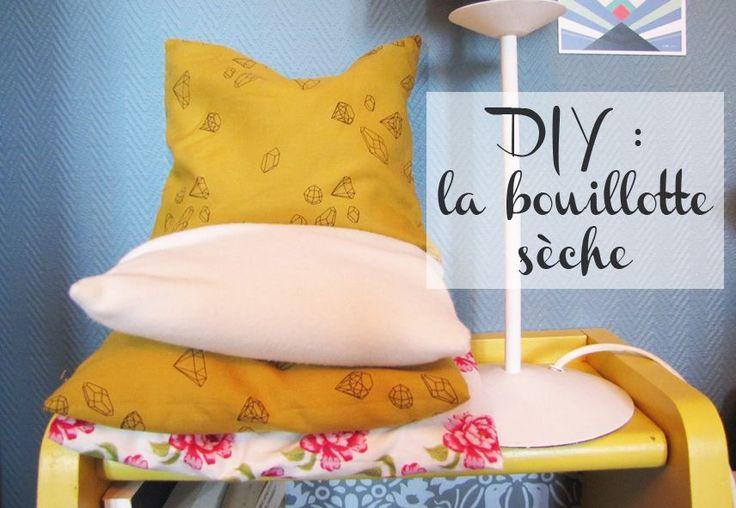 Lucette et Suzette: DIY : la bouillotte sèche pour passer l'hiver au chaud !