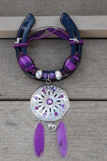 HR-0079   My Bejeweled Horseshoes