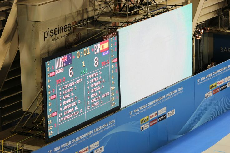 España - Waterpolo Femenino - Final - Esp-Aus (Medalla Oro) - Foto Anesmar
