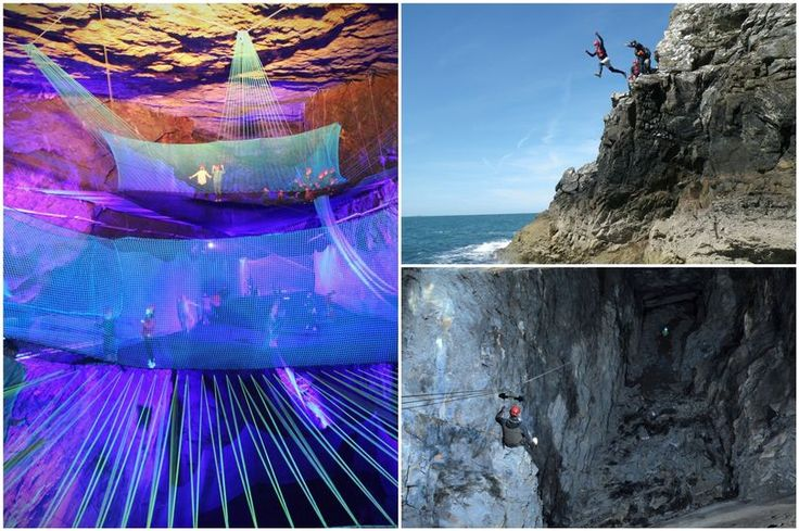 These Welsh adventure destinations will really get the adrenaline pumping